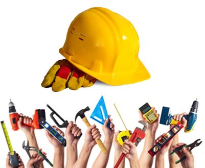 Outillages et Équipements de Protection Indivisuelle (EPI)