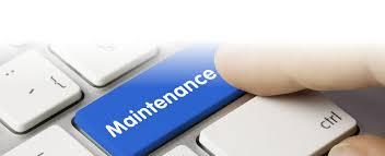 Contrat de maintenance :